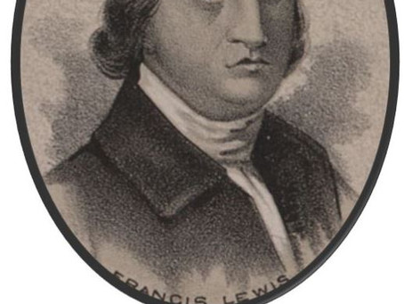 This Day in History: A Signer of the Declaration loses all he holds dear