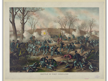 This Day in History: The fall of Fort Donelson