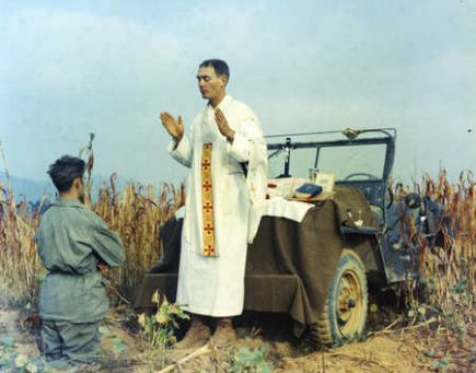 This Day in History: Emil Kapaun, chaplain and Medal of Honor recipient
