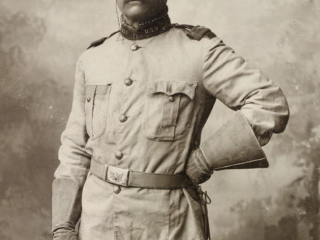 This Day in History: Teddy Roosevelt, childhood invalid turned Rough Rider