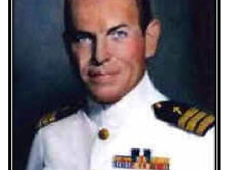 This Day in History: George S. Rentz & his Navy Cross