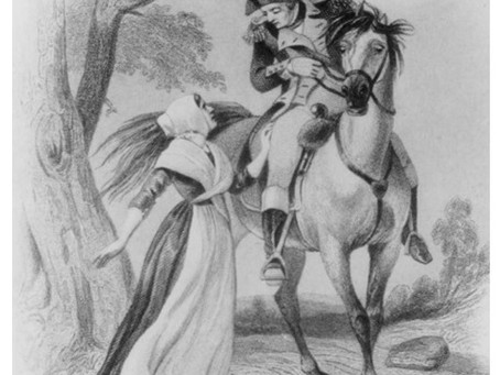 This Day in History: A Quaker woman overhears British soldiers plotting an attack