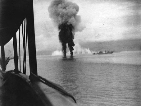 This Day in History: Tragedy at the Naval Battle of Guadalcanal