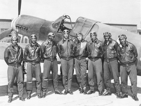 This Day in History: The Tuskegee Airmen's first aerial combat