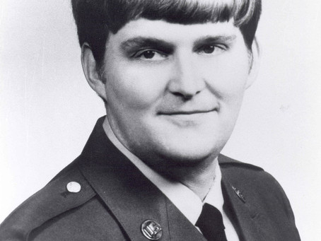 This Day in History: Sp4c. Michael J. Fitzmaurice in Vietnam