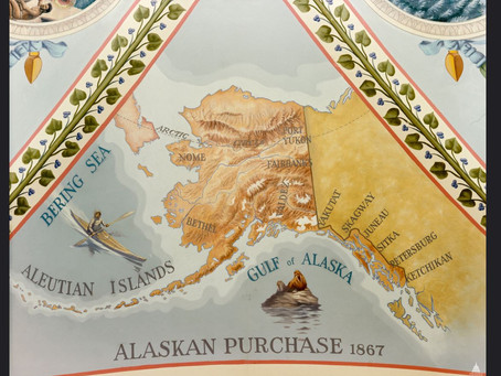"""This Day in History: """"Seward's Folly"""" and the purchase of Alaska"""