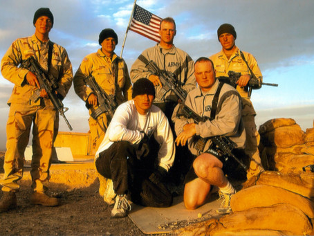 This Day in History: Jared Monti's bravery in Afghanistan