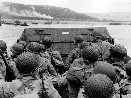 This Day in History: Winston Churchill & FDR plan for D-Day