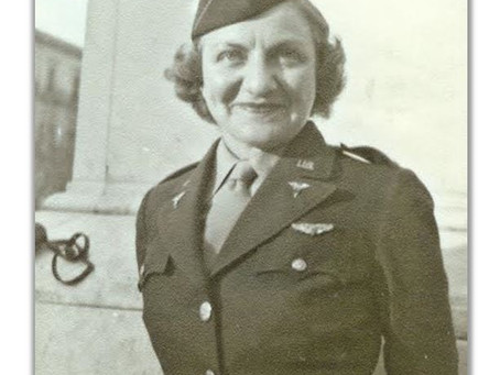 This Day in History: Aleda Lutz, Army Nurse Corps