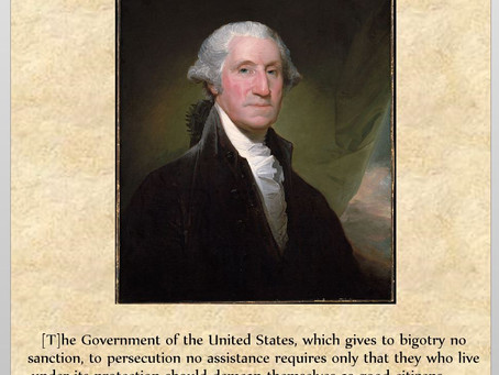This Day in History: George Washington's memorable words to the Jewish people