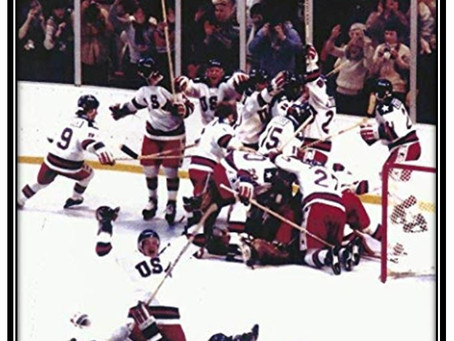 """This Day in History: The Men's U.S. Hockey Team & the """"Miracle on Ice"""""""