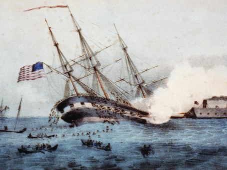This Day in History: USS Monitor and CSS Virginia change naval warfare forever