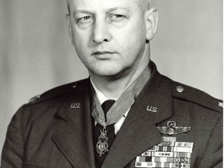 This Day in History: William A. Shomo's aerial battle