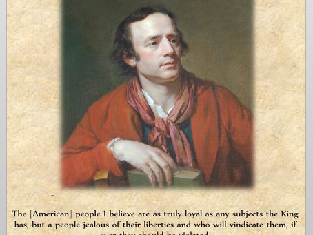 """This Day in History: The origins of the """"Sons of Liberty"""""""