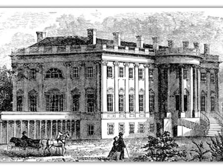 This Day in History: The first President to live in Washington, D.C.