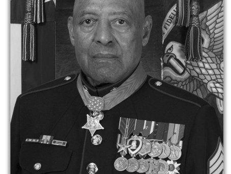 This Day in History: Johnny Lee Canley's Medal of Honor