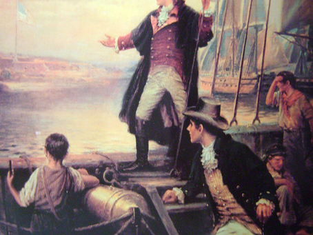This Day in History: Francis Scott Key & the National Anthem
