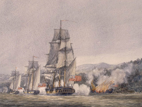 This Day in History: Benedict Arnold's middle-of-the-night escape from the British