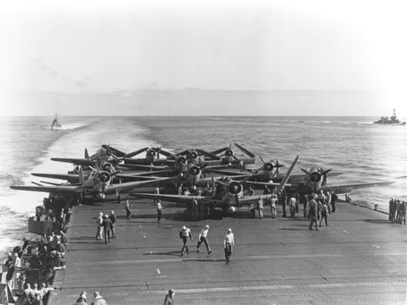 This Day in History: The decisive blow at Midway