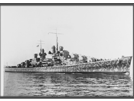 This Day in History: USS Juneau is hit near Guadalcanal