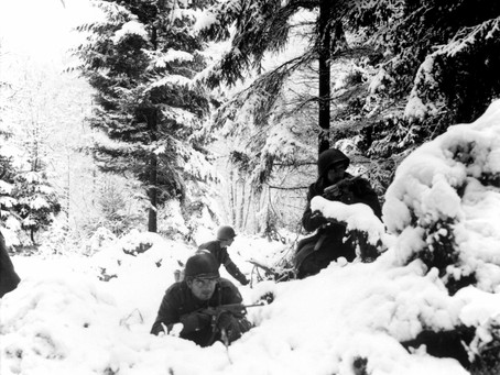 This Day in History: The Battle of the Bulge & Sgt. Charles MacGillivary's Medal of Honor