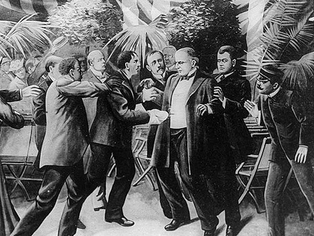 This Day in History: President William McKinley is shot