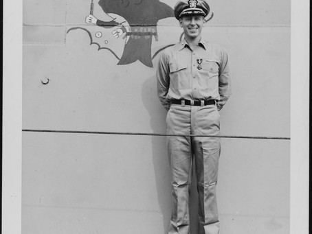 This Day in History: Eugene Fluckey & his daring submarine attack