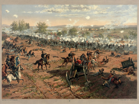 This Day in History: The three-day Battle of Gettysburg