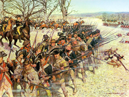 This Day in History: The Battle of Guilford Courthouse