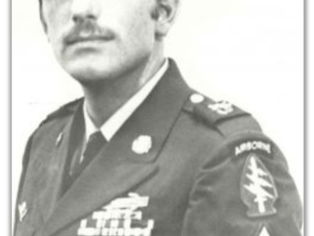 This Day in History: Franklin D. Miller saves his team in Vietnam