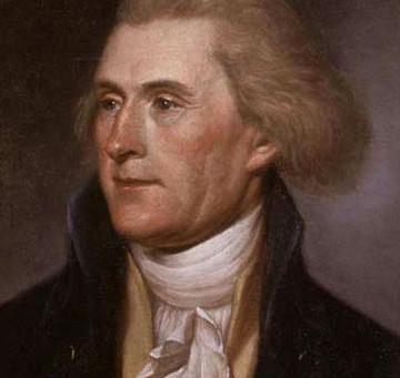 This Day in History: Thomas Jefferson is born