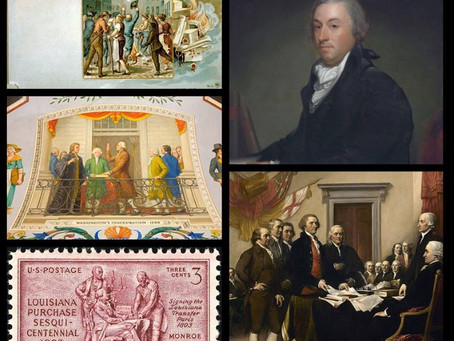 This Day in History: Robert Livingston, little-known (but critical) Founder