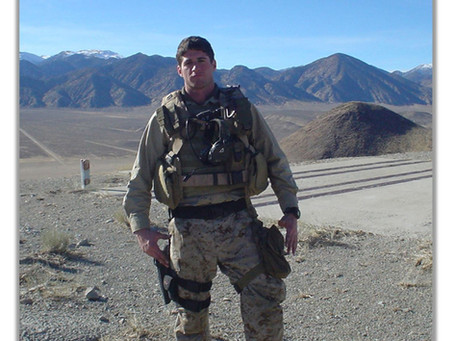 This Day in History: Michael Monsoor's Medal of Honor