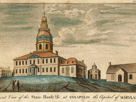 This Day in History: The Annapolis Convention, a predecessor to the Constitutional Convention