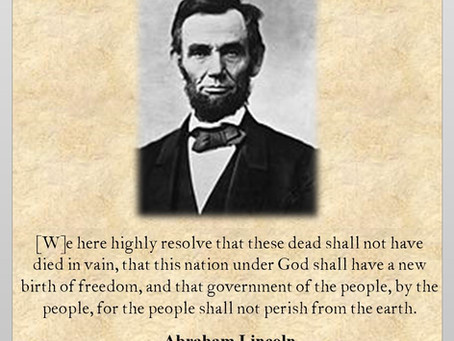 This Day in History: The Gettysburg Address
