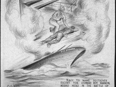 This Day in History: Leonard Roy Harmon, WWII hero