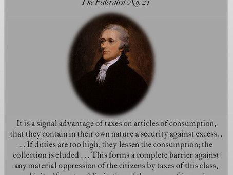 The Federalist Papers: No. 21