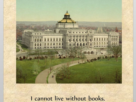 This Day in History: The origins of the Library of Congress