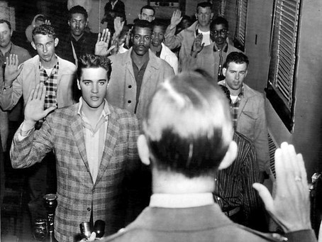 This Day in History: Elvis Presley & the U.S. Army
