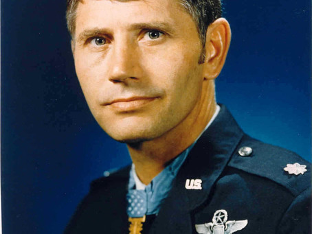 This Day in History: A former prisoner-of-war receives his Medal of Honor