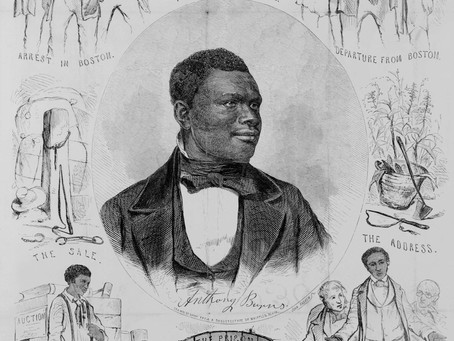 This Day in History: The shocking capture of Anthony Burns