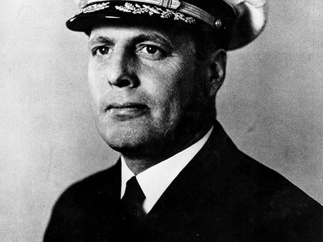 This Day in History: John Cromwell, a captain who went down with his ship