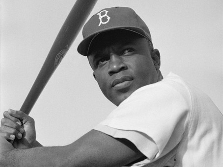This Day in History: Jackie Robinson breaks the color barrier