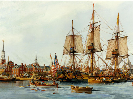 This Day in History: The Continental Navy captures the HMS Bolton
