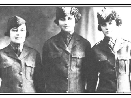 This Day in History: Opha May Johnson, the first female Marine