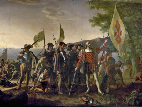 This Day in History: The first celebration of Columbus Day