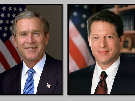 This Day in History: Election uncertainty in 2000
