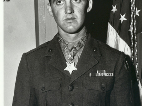 This Day in History: Richard E. Bush's Medal of Honor at Okinawa