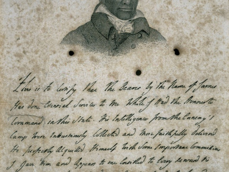 This Day in History: James Armistead, slave turned American spy