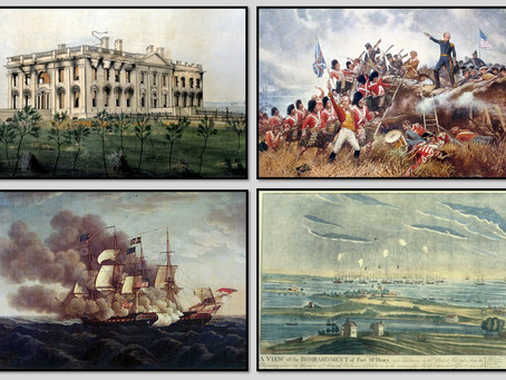 """This Day in History: The War of 1812, the """"forgotten"""" war"""